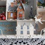 Domek świąteczny1