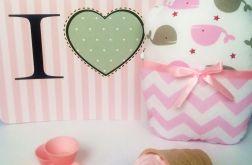 Poduszka muffinka, babeczka Słodyczka S