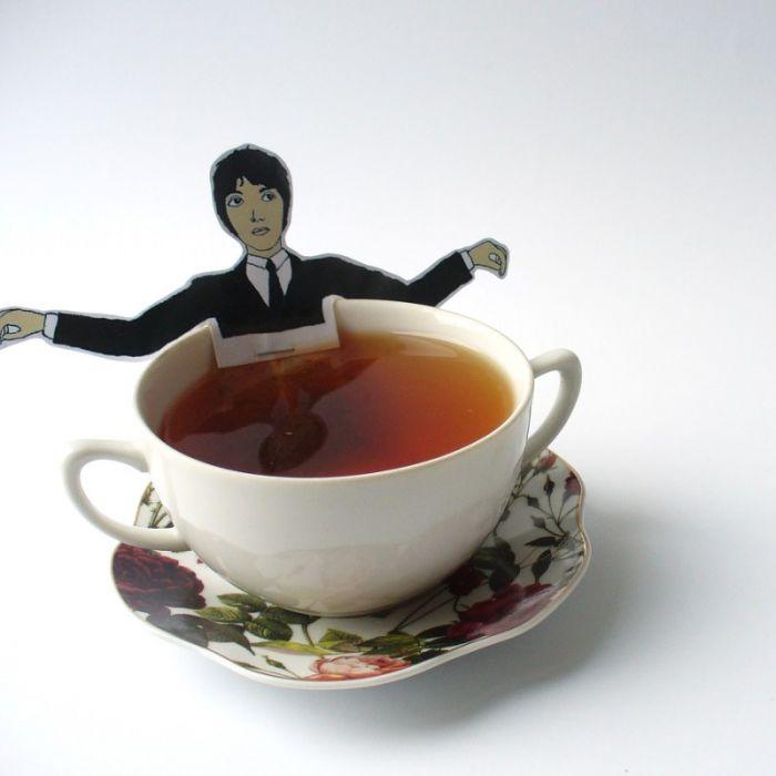 herbatynki beatlesów
