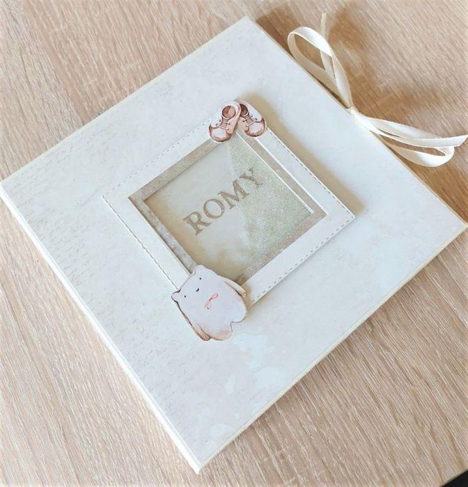 Mini album dla chłopca/dziewczynki