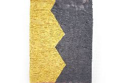 żółto-szary dywanik