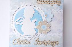 Na chrzest niebieska kartka 141216