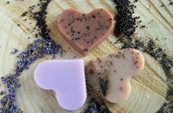 Prezent mydełka lawenda karmel czekolada