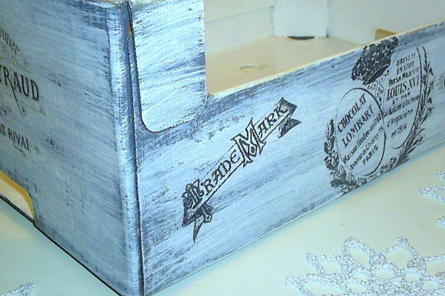 Skrzynka - pudełko