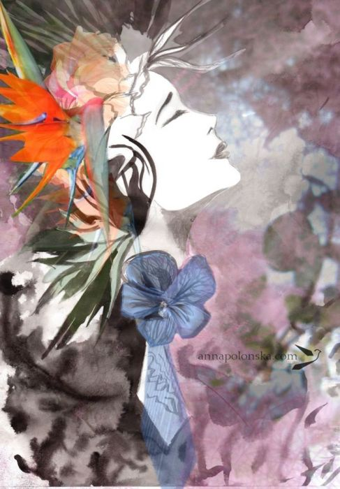 """""""Egzotyczny kwiat"""""""