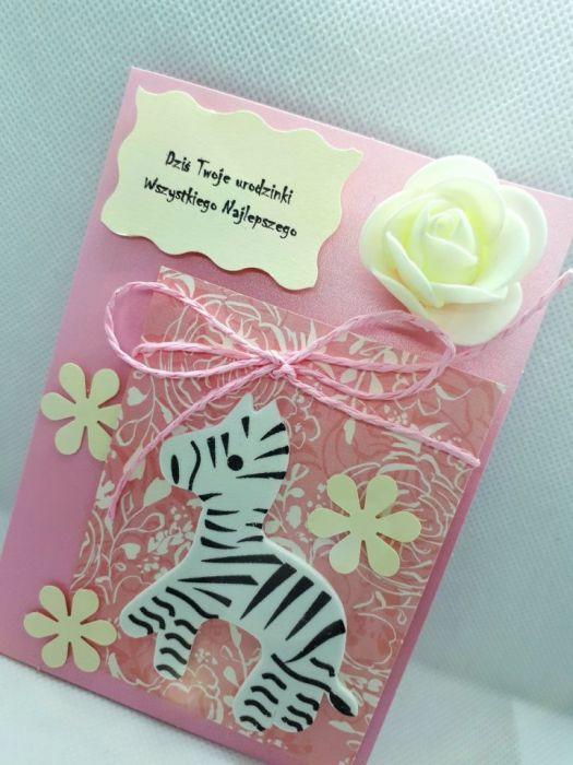 Kartka urodzinowa dziecięca #4 - 2