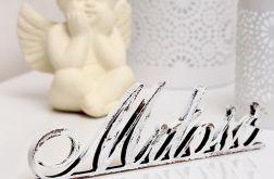 Napis Miłość