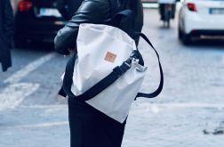 Plecak/torba Mili Urban Jungle L -jasno-szary