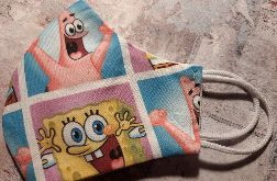 Maseczka SpongeBob