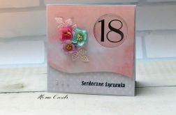 Kartka na 18 #1#