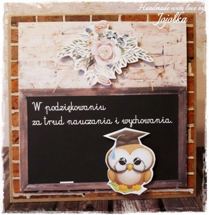 Dzień Nauczyciela-Za trud