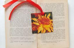 Zakładka do książki kwiatek 2