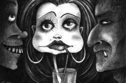 Party - oryginalny rysunek 0604