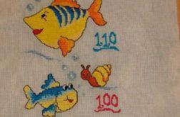 Miarka wzrostu ryby