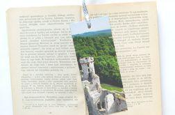 Vintage zakładka do książki - zamek 6