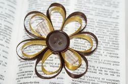 Bakardo spinka kwiatek
