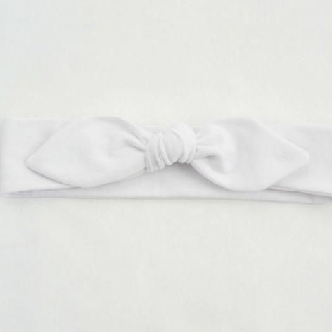 Opaska pin up biała