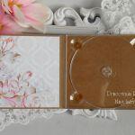 Folder na płytę, ślub 02