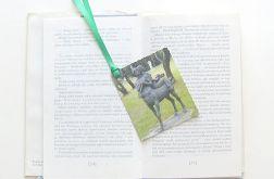 Romantyczna zakładka do książki rzeźba n4