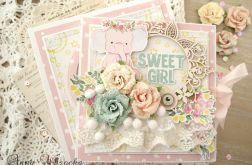 Sweet Girl - Album w pudełku