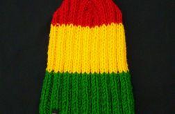 czapka rasta unisex