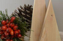 Drewniana choinka naturalna V