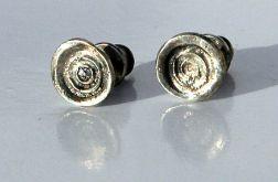 Kręgi na srebrze