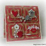 Kartka Walentynkowa 46