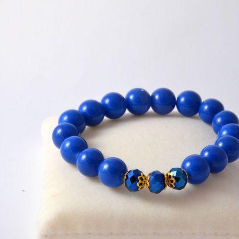 Niebieska Kobaltowa