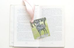 Romantyczna zakładka do książki rzeźba n3