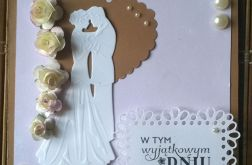 Kartka ślubna II