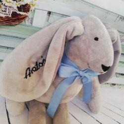 Pluszowy królik