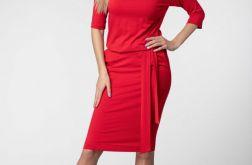 Sukienka Julia Czerwona