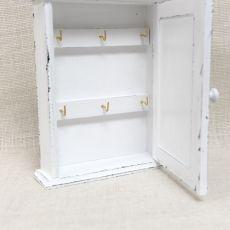 Lawendowa szafka na klucze