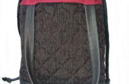 Torebka damska torba shopper pikowana