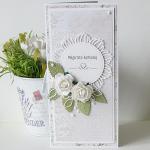 Personalizowana kartka ślubna DL -v.15 - ul1t