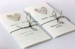 Delikatnie - zaproszenia ślubne