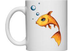 Złota rybka - kubek