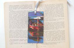 Zakładka do książki łódka 3
