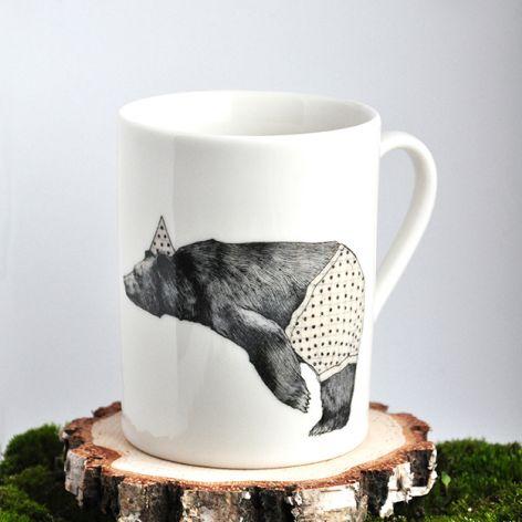 Niedźwiedź Śpioch - kubek