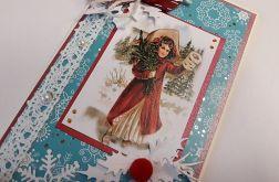 Kartka świąteczna #8