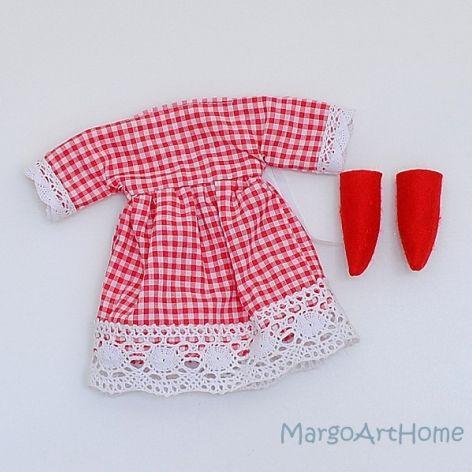 Ubranka dla laleczek