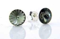Black Diamond  - Swarovski i srebro