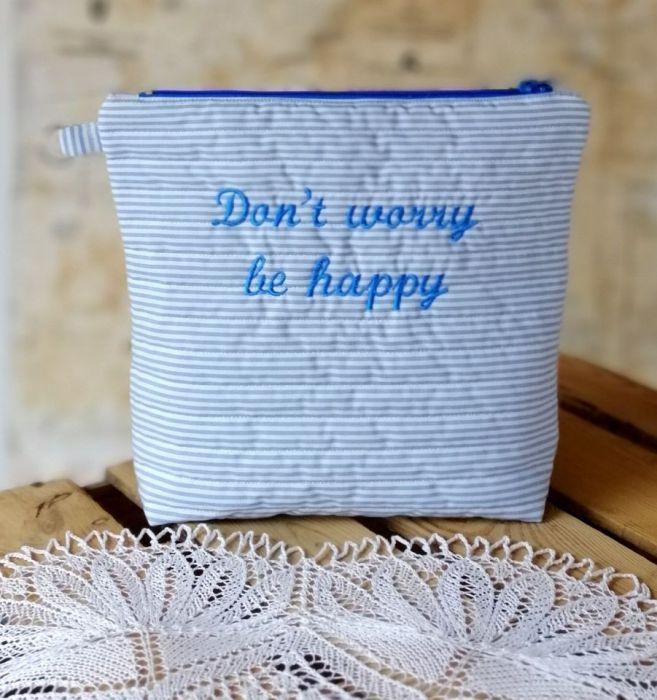 Don't worry be happy – Kosmetyczka