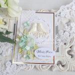 Kartka ślubna w pudełku 229 -