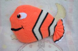 Poduszka prztulanka rybka błazenek
