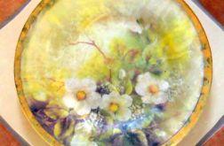 talerz kwiatowy