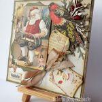 Boże Narodzenie B1 - kartka bozonarodzeniowa
