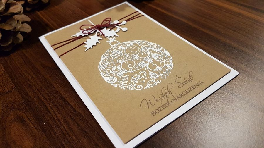 Kartka bożonarodzeniowa KH191039