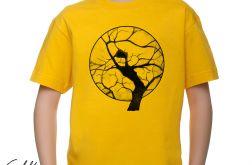 Drzewo - t-shirt 2-14 lat (różne kolory)